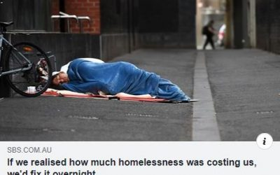 Homelessness Begins With Policy Failures