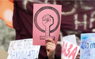 Women's Groups Ignore Male Victims